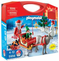 Playmobil Carrying Case Holiday: Amazon.co.uk: Toys & Games