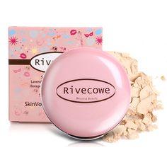 Rivecowe SkinVolume Twoway Cake Pearl SPF30 PA++ Make up Korea Cosmetic #RIVECOWEbyKorea