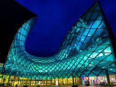 Arquitetura. Projeto GERT WINGARDH, Emporio Mall