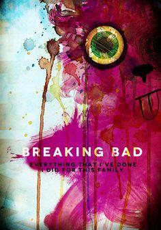 BREAKING BAD  by Michael Scott Murphy