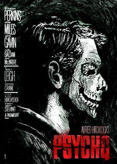 Psycho by Daniel Norris