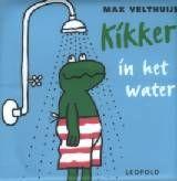 Kikker in het water - Max Velthuijs