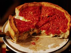 Chicago - Deep Dish Pizza