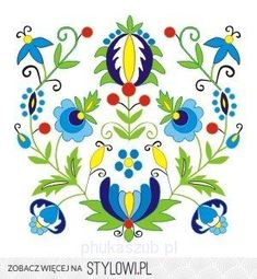 Folk Embroidery, Embroidery Patterns, Painted Doors, Fashion Sewing, Herb, Kids Rugs, Flowers, Painting, Inspiration