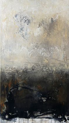 "PETRA LORCH | ABSTRAKTE MALEREI | www.lorch-art.de ""ohne Titel"" – Mischtechnik auf Leinwand – 80×140 Petra Lorch | Freischaffende Künstlerin | mail@lorch-art.de"