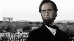 Abraham Lincoln, Gettysburg Address from the movie 'Saving Lincoln' (3:51, but stop it a little earlier)