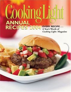 Cooking Light Annual Recipes 2004: N A: 9780848726324: Amazon.com: Books