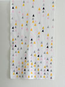 Chez Chouke: stamping fabric