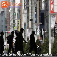 SyVision est missionné par Le Jetro afin d'identifier des entreprises françaises désirant investir et s'implanter au Japon... Contactez-nous pour toutes les informations nécessaires à cette mission > http://www.syvision.net/index.html #InvestirAuJapon #Jetro