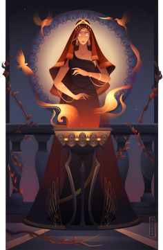 Egyptian Gods and Goddesses - Oracle Deck by Yliade on DeviantArt Greek And Roman Mythology, Greek Gods And Goddesses, Titans Greek Mythology, Greek Goddess Art, Moon Goddess, Goddess Of The Hearth, Egyptian Art, Artemis, Character Art