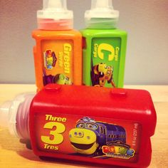 NEW! Chuggington Drink Blocks available at Rite Aid stores nationwide!