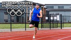 The ULTIMATE SPEED Workout Speed Workout, Runner Tips, Olympians, Shout Out, Muscle, Youtube, Muscles, Youtubers