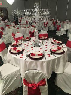 Chandelier Wedding Centerpiece The Berwick Table Setup Ideas