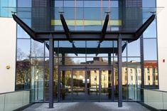 Glass Canopy Design | Glass Canopies – Glass Walkways