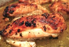 Ina Garten's Roasted Chicken Breasts - Love you Ina.