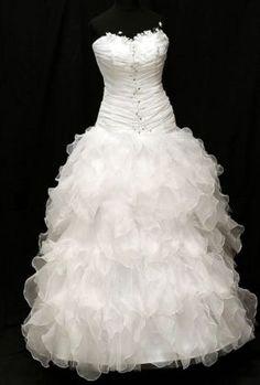 suknia ślubna #suknieslubne, #modnasuknia