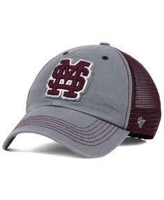 186cc7797ad  47 Brand Mississippi State Bulldogs Tayor Closer Cap Men - Sports Fan Shop  By Lids - Macy s
