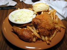 Bon Ton Fried Chicken in Henderson, Kentucky - apparently the best fried chicken.  Similar recipe included!