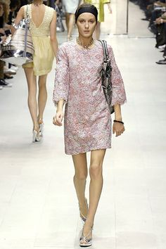 Burberry Prorsum Spring 2007 Ready-to-Wear Fashion Show - Janis