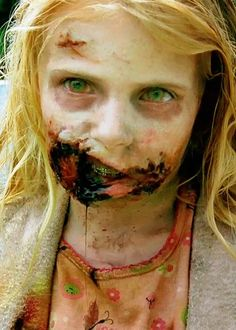 """LITTLE GIRL"" SEASON 1 EPISODE 1 - THE SECOND I SAW THIS WALKER, I WAS HOOKED. HOOKED."