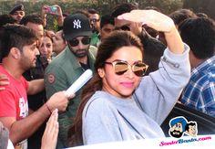 Ranbir and Deepika Promote Tamasha -- Deepika Padukone Picture # 323483