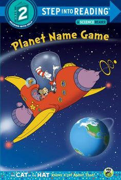 A Step 2 Step into Reading Science Reader based on an episode of the hit PBS Kids TV show The Cat in the Hat Knows a Lot About That!  Join the Cat in the Hat as he takes Sally and Nick on an adventure into space to learn the names of the eight planets in our solar system! Written in rhyme for children who can read with help, this Step 2 book is a great way to introduce beginning readers to basic concepts about space and to support the Common Core State Standards.  Step 2 Readers use basic…