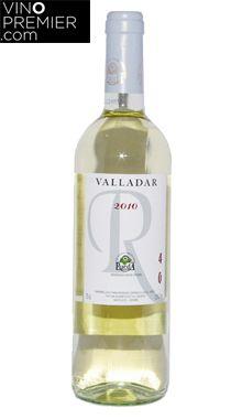 VINO BLANCO VALLADAR R40 RUEDA  Vinos Blancos - D.O. Valtiendas   3.59€   Precio con I.V.A. Incluido