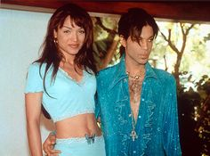 """Prince & Mayte - His inspiration for """"The Most Beautiful Girl in the World"""""""