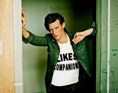 I am very much ok with this Matt Smith.