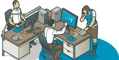 The Evolution of Workplace Technology [Infographic]