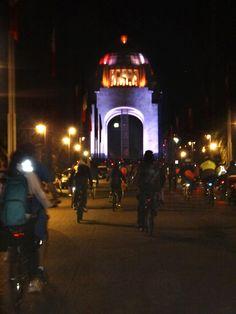 El Paseo de Todos los ciclistas urbanos  | Dónde Ir