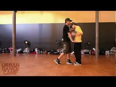 Keone Madrid & Mariel Martin - Don't Stop The Music - Urban Dance Camp 2011