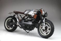 BMW K100 by AUGH Design & Customs