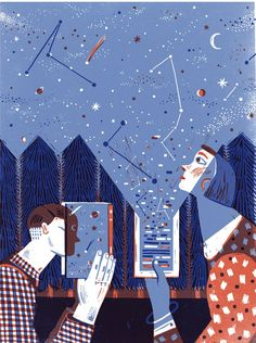 Image result for editorial illustration about longing