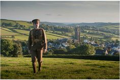 Ivybridge Man Makes Great Walk to Reflect on the Great War - http://www.warhistoryonline.com/war-articles/ivybridge-man-makes-great-walk-reflect-great-war.html