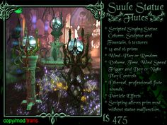 Suule-Statue Flutes Set