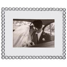 Mariposa Pearled Edge Frame 4x6