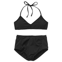 11 Black Swimsuits to Wear to the Beach this Summer - Gap from InStyle.com