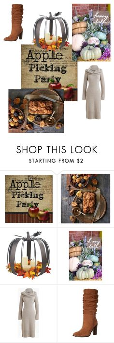 """""""Fall 238"""" by forestlilly ❤ liked on Polyvore featuring Williams-Sonoma, J.Crew and Donald J Pliner"""
