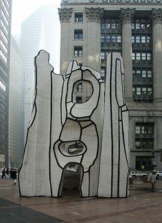 POUL WEBB ART BLOG - Jean Dubuffet