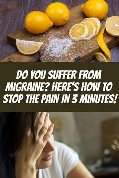 Those that experience the ill effects of headache are very well-known how debilitating and horrible the agony is. Ordinarily the torment can be unbearable to the point that can prevent you from carrying out your Healthy Lifestyle Tips, Healthy Tips, Healthy Choices, How To Stay Healthy, Health World, Health And Nutrition, Health Care, Health And Beauty Tips, Migraine