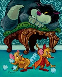 Cinderella Impending Doom Disney Fine Art Giclee by Tim Rogerson Disney Girls, Disney Love, Disney Magic, Evil Disney, Disney Stuff, Disney Villains, Disney Pixar, Disney Princesses, Disney Fine Art