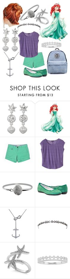 """Ariel (Modern)"" by getsherlock ❤ liked on Polyvore featuring BillyTheTree, York Wallcoverings, Banana Republic, prAna, Allurez, Oscar de la Renta, Hype and modern"