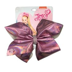 Jojo Siwa Hair, Jojo Siwa Bows, Jojo Bows, Big Bows, Cute Bows, Callie And Marie, Birthday Wishes For Myself, Paul Stanley, Summer Styles