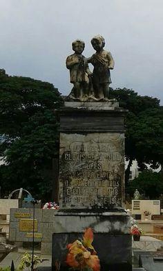 Cemitério São Bento em Araraquara, SP