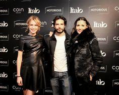 I protagonisti: Enena,Barbara e Marco