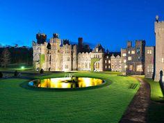 Ashford Castle Los 5 mejores hoteles castillo de Irlanda Wild Style Magazine