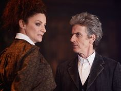 The Doctor & Missy. Ep. 8