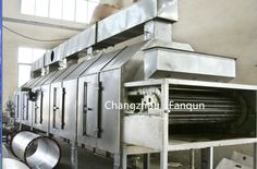 https://flic.kr/p/KX1QwZ | Changzhou Fanqun Stainless Steel Belt Dryer♥…