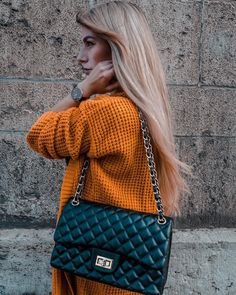 Black Byron by Julian Matthews Fashion Inspiration, Chanel, Street Style, Shoulder Bag, Watch, Classic, Bags, Outfits, Minimalist Design